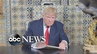 Donald Trump's Final Inauguration Preparations