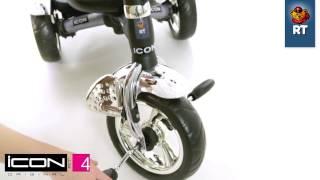 Обзор Трехколесный велосипед Lexus Trike Original Icon 4