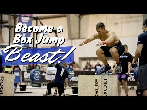 5 Ideas to Enhance Your Box Jump Skills