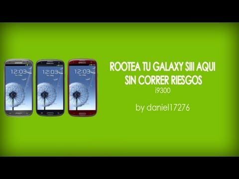 Como Hacer Root A Un Samsung Galaxy S3 (GT-i9300) | How To Save Money