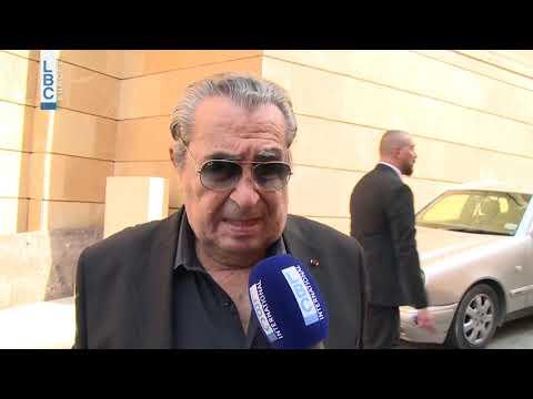 في رحلته إلى مثواه الأخير  ماذا قال نجوم لبنان عن المخرج الراحل سيمون أسمر؟  - 19:55-2019 / 9 / 13