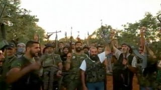 Battle-torn Rebels Fight Back in Syria