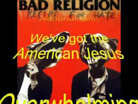 Bad Religion - Recipe for Hate Lyrics and Tracklist | Genius