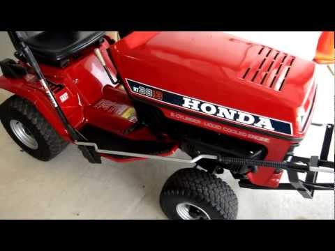 how to change the pto clutch on a lawn tractor