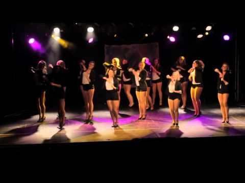 QUB Dance Showcase 2012 - Dance Nine