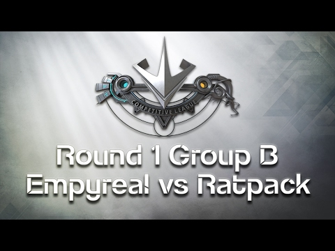 Paragon Competitive League #3 - Round 1 Group B - Empyreal vs Ratpack