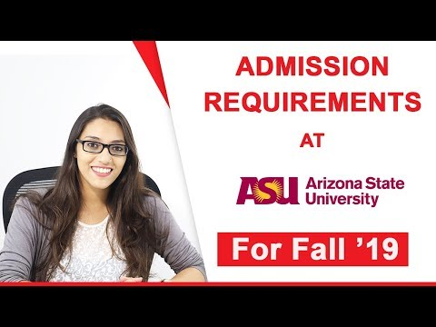 Get into Arizona State University | MS in US University Review
