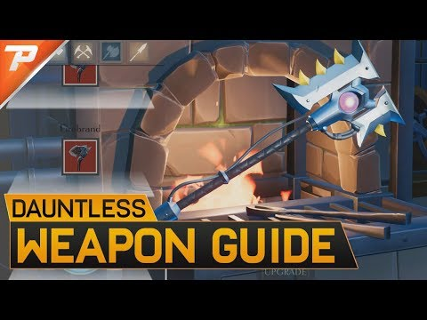Dauntless: Weapon Guide, What Weapon To Choose - Getting Started