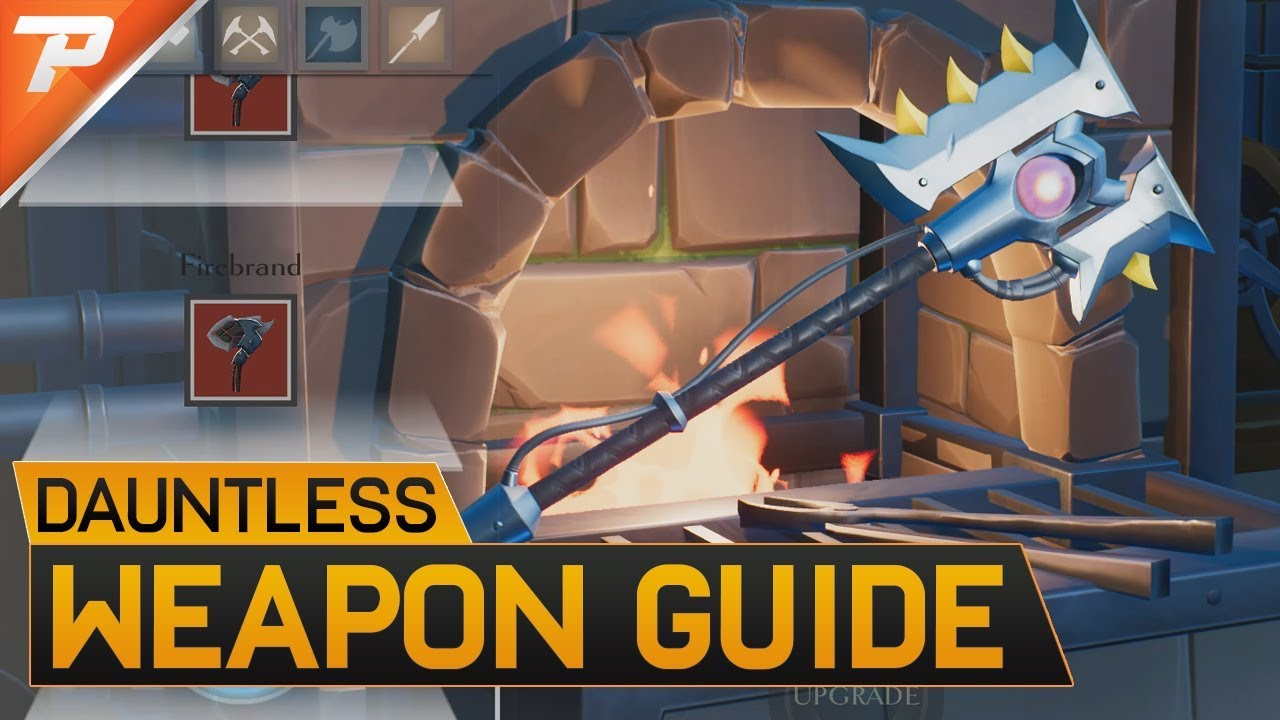 Dauntless weapon guide - Best starter weapon?