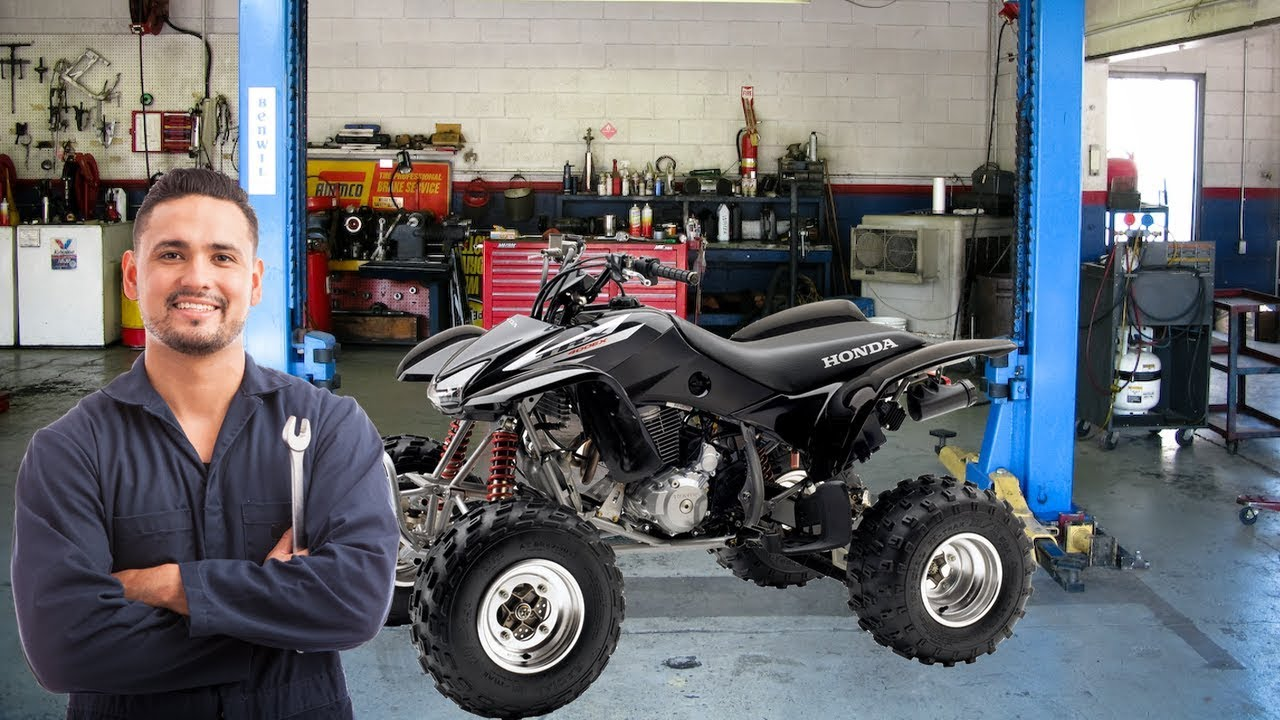 Honda TRX450 Foreman ATV Ignition Switch With Keys 2002 2003 2004