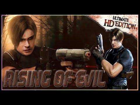 Resident Evil 4 RISING OF EVIL #6 AO VIVO!