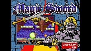 Capcom Classics Collection Vol. 2 (PlayStation 2) - Magic Sword Full Game