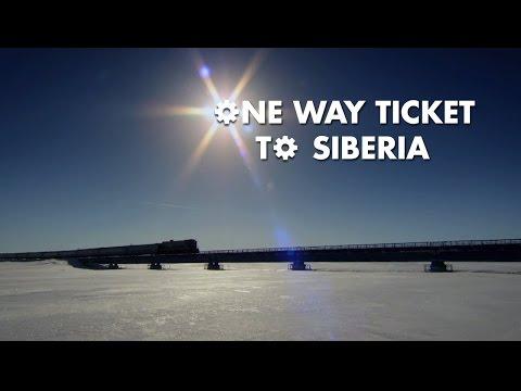 "Chris Tarrant: Extreme Railway Journeys Episode 3 ""One Way Ticket to Siberia"" Preview"