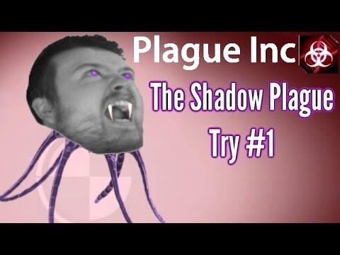 Plague inc Evolved  Shadow Plague   Part 1   Vampire Plague!!