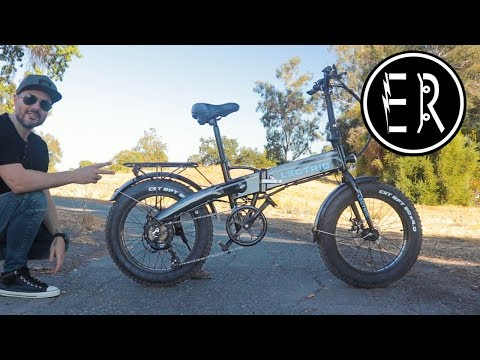 Lectric XP electric bike review: the BEST folding fat tire folder under $1,000!!!
