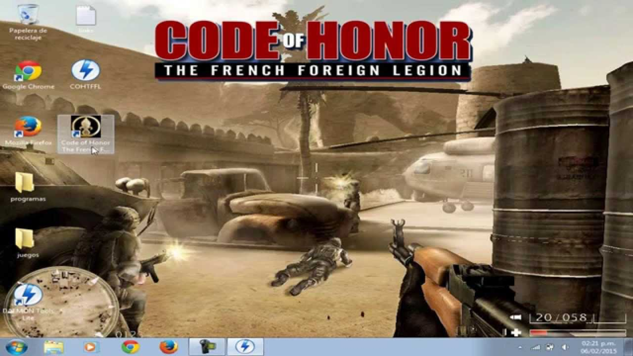Code of Honor The French Foreign Legion Save File Download