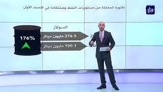 ارتفاع فاتورة مستوردات المملكة النفطية بنسبة  33% في 6 أشهر