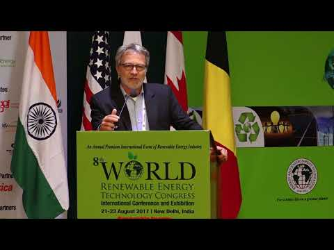 Dr  Martin Keller, Director, NREL, U S  Department of Energy, Colorado, USA