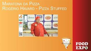 Thumbnail/Imagem do vídeo Pizza Stuffed com Rogério