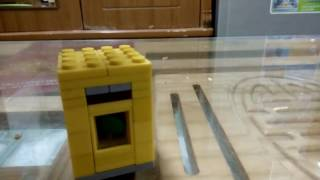 Lego candy machine $$