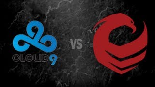 C9 vs XDG - 2014 NA LCS W4D1