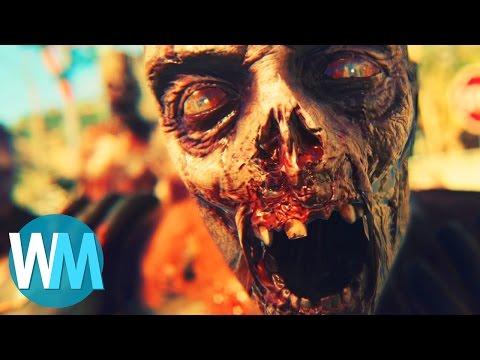 Top 10 Best Zombie Killing Games!