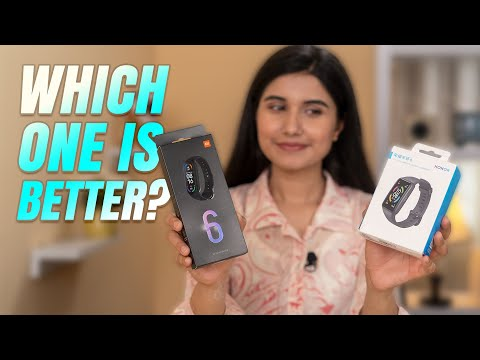 Mi band 6 vs Honor band 6: The best fitness band of 2021?