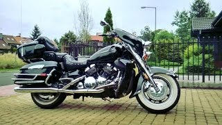 yamaha royal star midnight venture xvz1300 2002