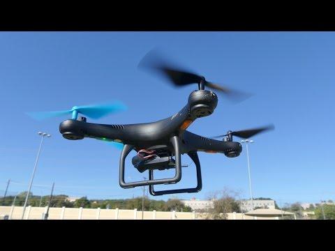 Drone Review - U45 Blue Jay Quadcopter