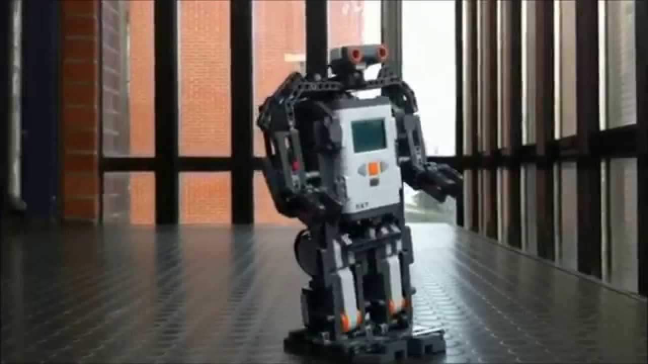 Sprechender Roboter