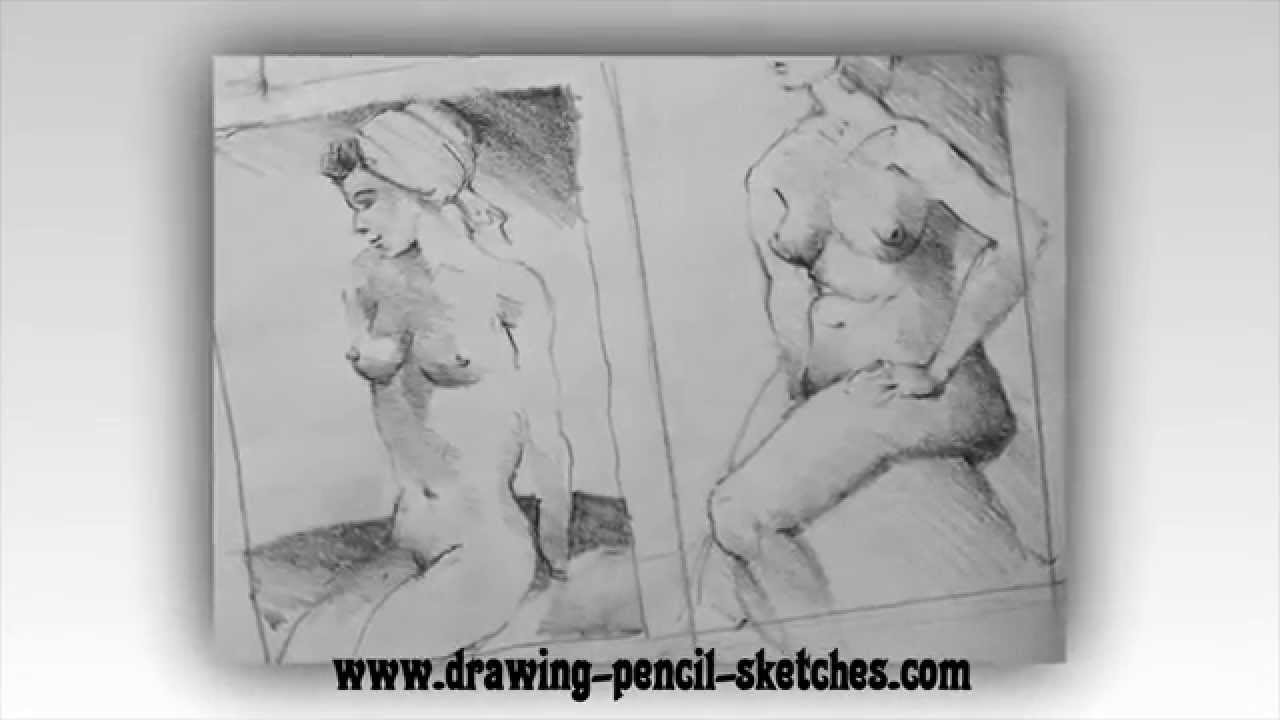 Www drawing pencil sketches com from sketchbooks of yester year