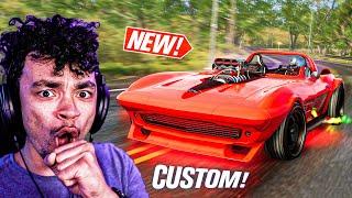 The Crew 2 - NEW Corvette Grand Sport FULL CUSTOMIZATION! (Season 2 Episode 2)