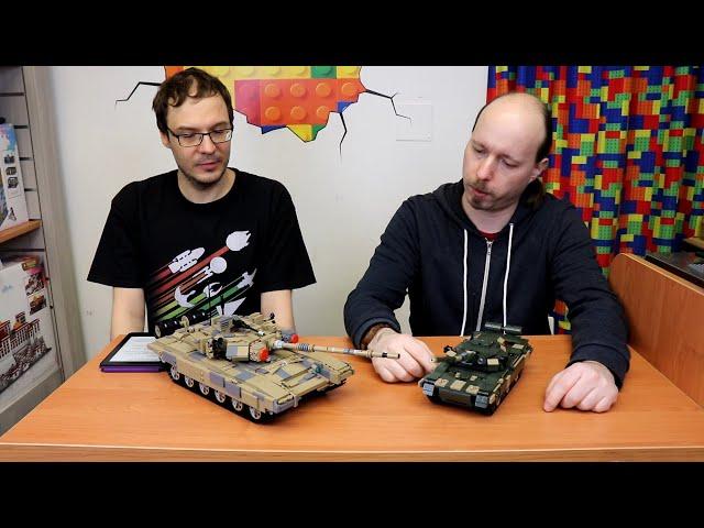 Gästetalk: 2 T-90 von CaDa und Cogo - mit Christian