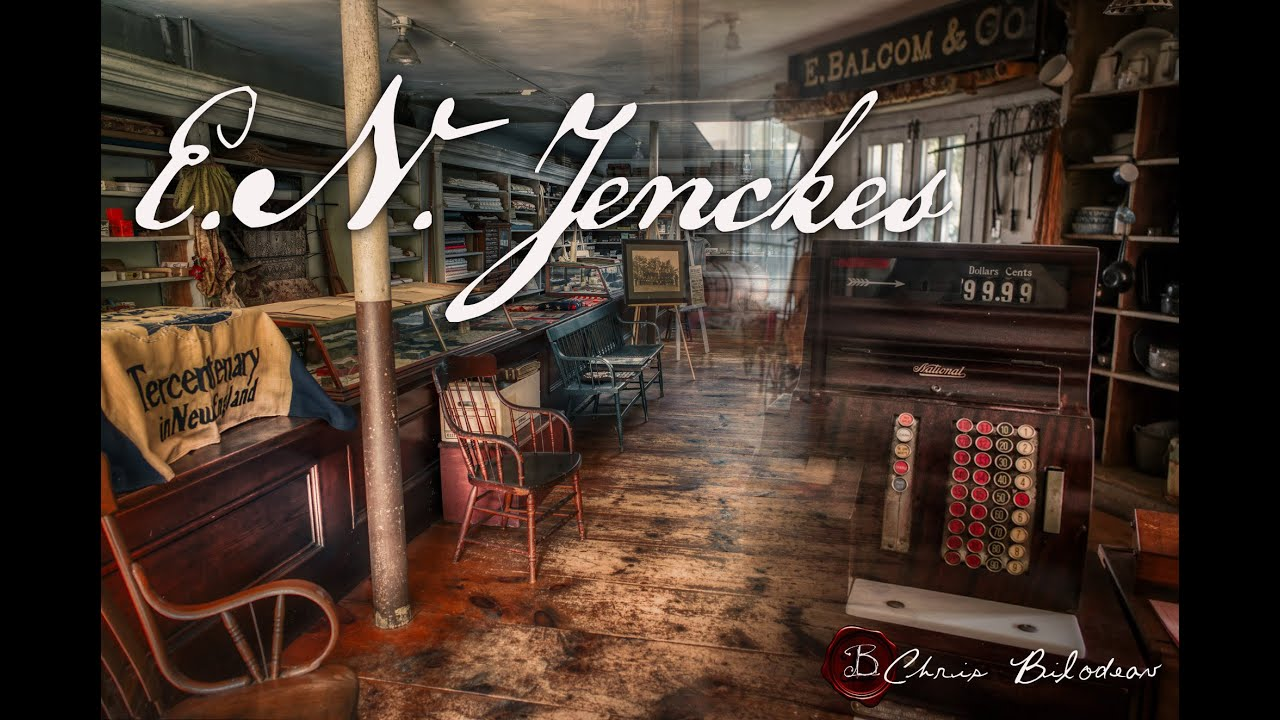 frozen in time, e.n. jenckes store
