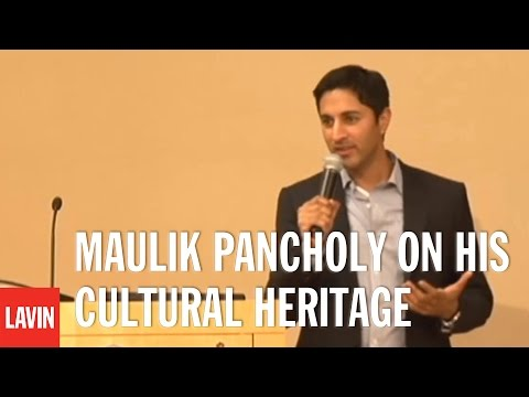 30 Rock Actor Maulik Pancholy Talks About His Cultural Heritage and Hollywood Diversity