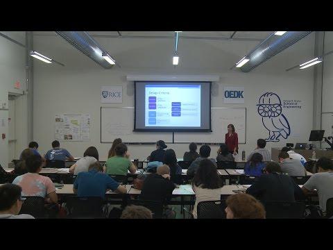 Presenting a design proposal