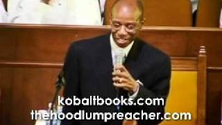"""Hold On, Help Is On The Way"" sermon by Rev. Burton Barr, Jr. & Kobalt Books part 5 of 5"