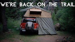 Colorado Spring Camping/ Overlanding