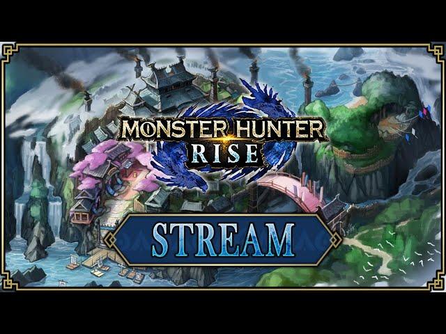 [MH Rise] Début du jeu !