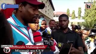 Ufafanuzi wa maamuzi wa Mahakama Kuu juu ya Wabunge 8 wa CUF