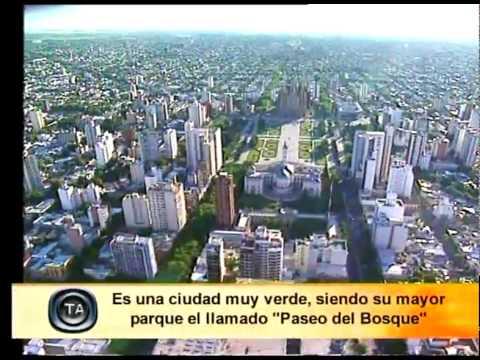 TA Argentina: La Ciudad de la Plata: El despegue turistico  - Turismo Argentina TV
