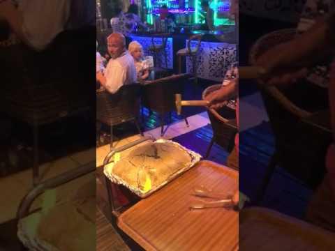 BEEF STAKE IN THE SALT- ALANYA- Facebook Restaurant