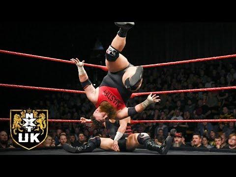 """Bomber"" Dave Mastiff vs. ""Wild Boar"" Mike Hitchman: NXT UK, Dec. 5, 2018"