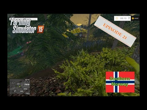 Farming Simulator 2015 Southern Norway Episode 21