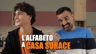 L'ALFABETO a CASA SURACE