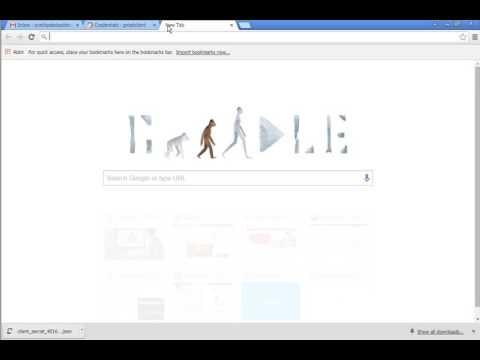 Gmail API Demo