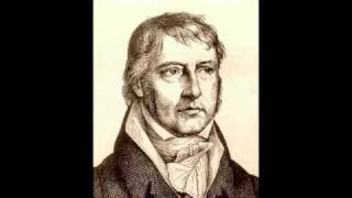 The Life and Philosophy of Hegel by Will Durant
