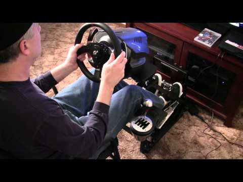 GT Omega WheelStand Review By Inside Sim Racing