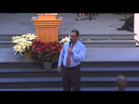 El poder del Ayuno 01 12 2014 Pastor Luis Rivas