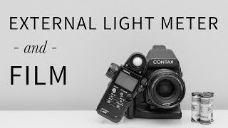 How to Use an External Light Meter with Film